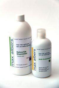 natuurlijke zeep als basis
